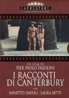 Pier Paolo Pasolini's I racconti di Canterbury The Canterbury Tales (1972)