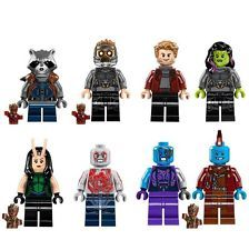 Marvel 2017 GOTG Guardians of the Galaxy Vol. 2 Custom Minifigure  fits lego