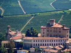 Barolo (Cuneo) - Il castello   ... not the village ... but the wine!