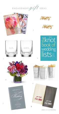 8 Great Engagement Gift Ideas