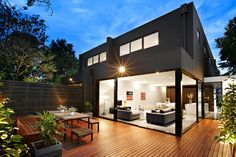 Inkerman Road Town Houses by John Davey Architects