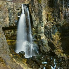 https://flic.kr/p/HGvmV6 | and yet another waterfall in Skaftafell | Hundafoss in Skaftafell mountain range, being on the same hiking route that brought us finally to the magnificent Svartifoss. This one is smaller and does not have that smashing array of columbar basalt but I found its rock formations and location very beautiful nonetheless. Happy Textural Tuesday! National Geographic | BR-Creative | chbustos.com