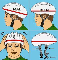 Consejos para elegir un casco de bicicleta de montaña btt mtb
