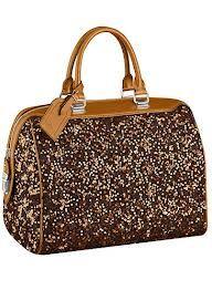 Louis Vuitton sequin bag