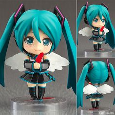 Nendoroid Co-de - Character Vocal Series 01 Miku Hatsune Red Feather Community Chest Movement 70th Anniversary Commemoration Co-de by Good Smile Company