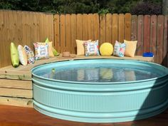 Game of thrones stock tank pool, shutter stock, instant pot chicken stoc. Stock Pools, Stock Tank Pool, Backyard Projects, Backyard Patio, Backyard Ideas, Outdoor Swimming Pool, Swimming Pools, Blow Up Pool, Country Backyards