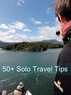 Traveling Solo| Serafini Amelia| How to Travel Solo ~ 50+ Solo Travel Tips
