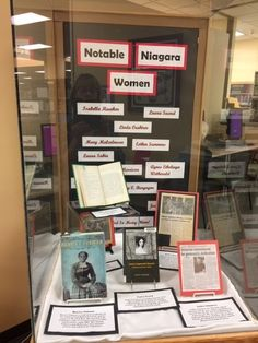 Notable Niagara Women #WomenNiagara Family Search, Local History, Genealogy, Women, Women's, Family History