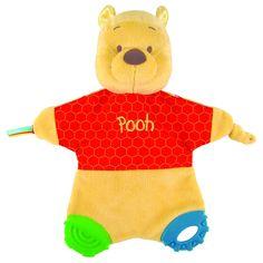 "Winnie the Pooh Flat Blanky Teether - Kids Preferred - Toys ""R"" Us $7.99"