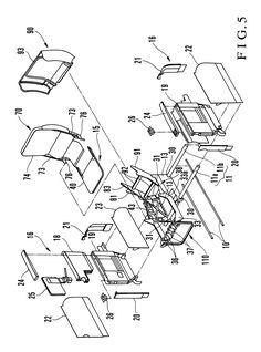 Patent US6227489 - Aircraft seat apparatus - Google Patents