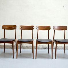 Table basse scandinave teck design danois arrebo années 50 60 vintage mobler mobilier mad men décoration d'intérieur déco designer danish chaise fauteuil