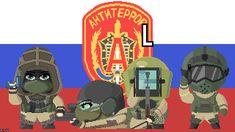 Rainbow Six Siege - Spetsnaz fan art by Crusader1291