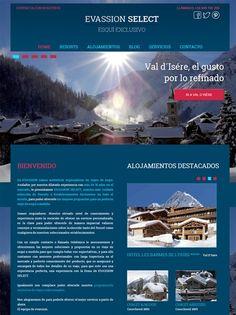 Evassion Select: Destinos de Esquí Exclusivos
