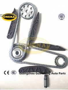 [Genuine ONEKA Parts] ENGINE AUTO PARTS TIMING CHAIN KITS FOR FORD RANGER 3.0 DIESEL POWER STROKE WITH GEAR / GUIDE / TENSIONER