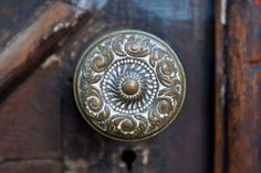 How to shine and seal brass hardware. | Photo: Spiderstock/E+/Getty | thisoldhouse.com