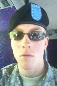 Active duty soldier stabbed to death // Where? Here in USA? Who stabbed him, and why?