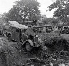La poche de Falaise 1944.