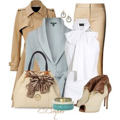 """""""Soft Autumn 2"""" by ccroquer on Polyvore"""