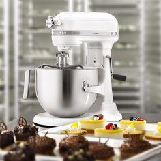 Robot da cucina KitchenAid HEAVY DUTY da 6,9 L 5KSM7591X | Sito ...
