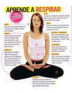 Técnicas de #respiracion. Aprende a #Respirar http://webpositiva.es/org/blog/category/terapias/respiracion