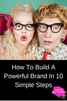 When you're first starting your online business, it can feel intimidating to think about branding yourself. It can seem overwhelming and scary… And you might ask how would you even get started? Well, I'm here to tell you that… Branding is not something to be afraid of! Here's 10 Simple Steps to help you get started. Cat Online, Brand You, To Tell, Get Started, Online Marketing, Online Business, Scary, Told You So, Branding