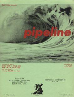 Pipeline (1964) | Surf Classics