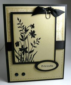 Stampin Up's - Just Believe stamp