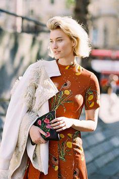 Vanessa Jackman: London Fashion Week SS 2016....Zanita