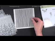 ▶ Stampin' Up New SAB Freebies and Printed Vellum Cards - YouTube