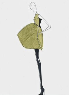 Happy New Year!  Fashion Illustration and Design by Alessandra De Gregorio Please Check out my Blog! http://alessandradegregorio.blogspot.com #alessandradegregorio #fashion #fashionillustration #design
