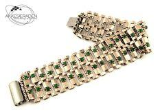 Art Deco Bracelet by Akke Jonkhof