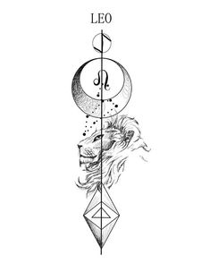 Zodiac design _VIRGO ._Etiqueta a un Vir | Diseños Leo Symbol Tattoos, Leo Zodiac Tattoos, Horoscope Tattoos, Symbolic Tattoos, Sibling Tattoos, Family Tattoos, Sister Tattoos, Tattoos For Guys, Cool Forearm Tattoos