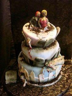 Les 10 gâteaux de mariage les plus terrifiants !   EspaceBuzz.com