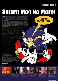Sega Saturn Magazine
