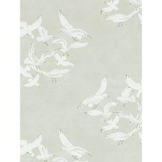 Buy Sanderson Seagulls Wallpaper Online at johnlewis.com