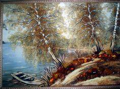 Gallery.ru / Фото #1 - Картины из каменной крошки - Markara