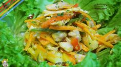 #Insalata di #pollo..ci riempio un #atollo! #ilboccatv ft #weusetv #ricettestive #summer #recipe