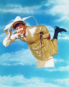 A Noviça Voadora - The Flying Nun (1967 a 1970)