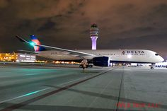 Delta A359 | Delta's first Airbus 350-900 N501DN, made her w… | Flickr