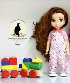 Doll clothes for Disney Animators' Collection Doll 16""