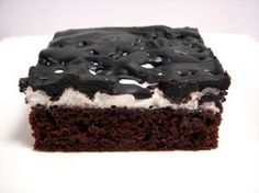 Culinary in the Desert: Mississippi Mud Cake