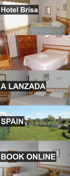 Hotel Hotel Brisa in A Lanzada, Spain. For more information, photos, reviews and best prices please follow the link. #Spain #ALanzada #HotelBrisa #hotel #travel #vacation