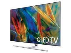 Samsung QN65Q7FAMFXZC 65″ 4K UHD HDR QLED Tizen Smart TV – New 2017 Model