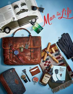 Washingtonian Gift Guide 2013: Gifts for the Man in Your Life