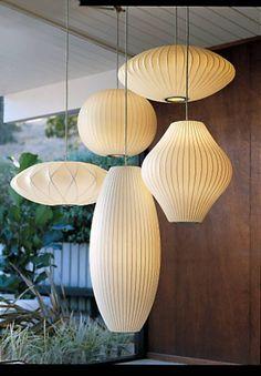 Encuentra las mejores ideas e inspiración para el hogar. Nelson Bubble Lamps por Design Within Reach Mexico | homify