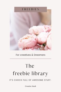Free & Fabulous You'll find a Fabulous freebie hub of online resources, you can download right away. #freebies