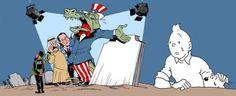 Atentados de Bruselas: ¡NO, señor primer ministro! ¿van a seguir siendo el perrito faldero de Estados Unidos?