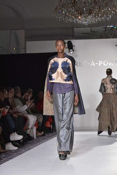 Kiprah Batik Kudus Kreasi Denny Wirawan di New York Fashion Week