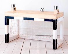 decor style jan football table furniture home voetbal tafel jongens boys kinderkamer children kids room nursery Boys Football Bedroom, Football Rooms, Kids Bedroom Boys, Kids Bedroom Furniture, Boy Room, Table Furniture, Children Furniture, Furniture Ideas, Luxury Furniture