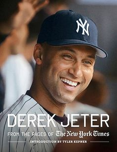NY Yankees - Derek Jeter.  Great picture